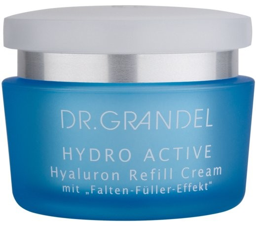 dr grandel hydro active hyaluron refill cream 50 ml. Black Bedroom Furniture Sets. Home Design Ideas